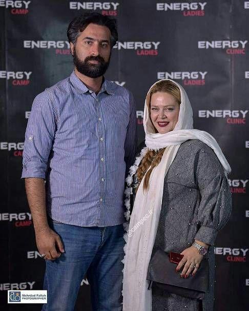 بهاره رهنما و همسرش در باشگاه انرژی :: شبکه خبری دز