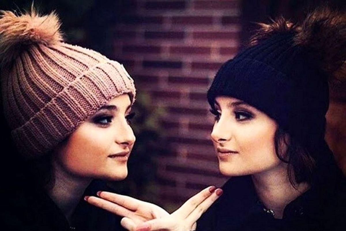 جراحی زیبایی صورت سارا و نیکا غوغا به پاکرد + فیلم