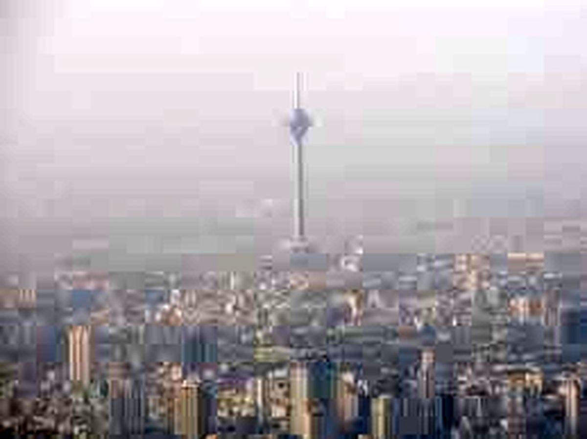 مردم تهران به نفس نفس افتادند