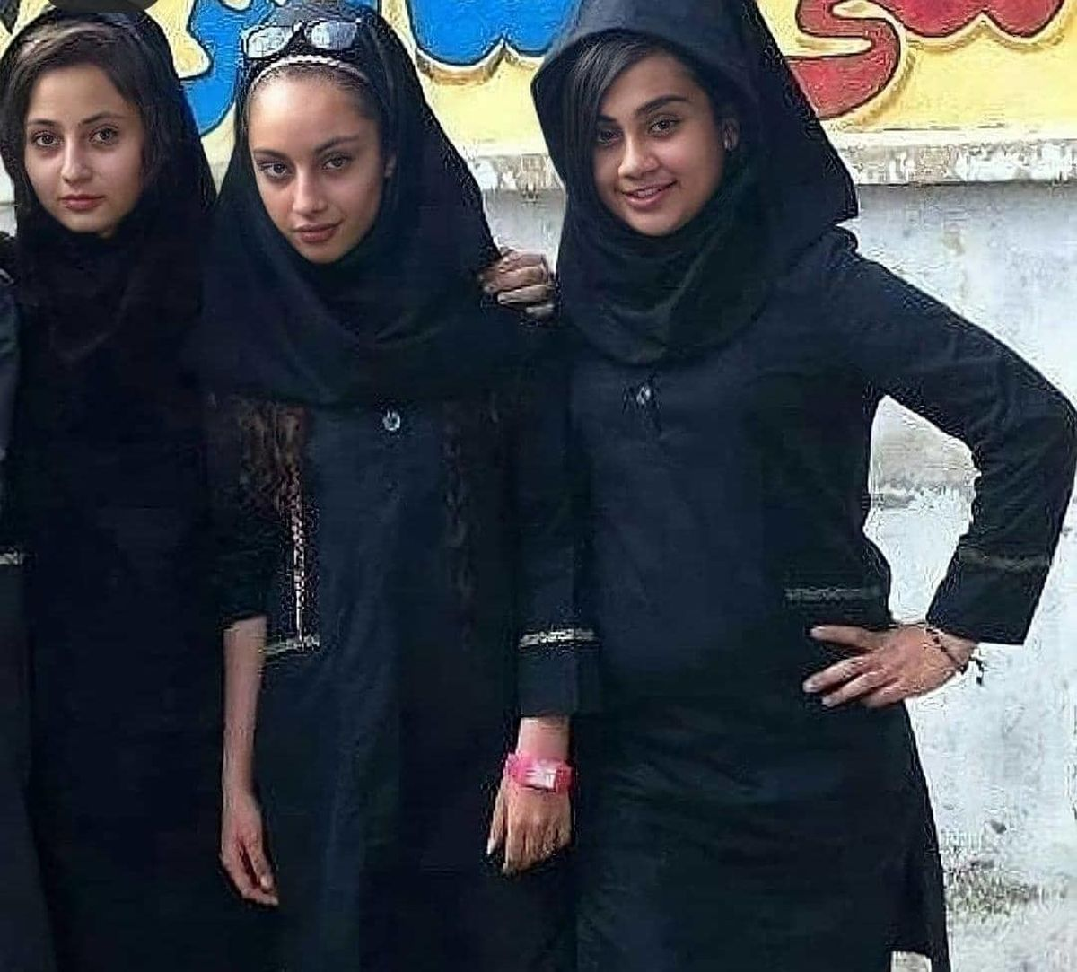 عکس لورفته بازیگران خانوم در دوران مدرسه!
