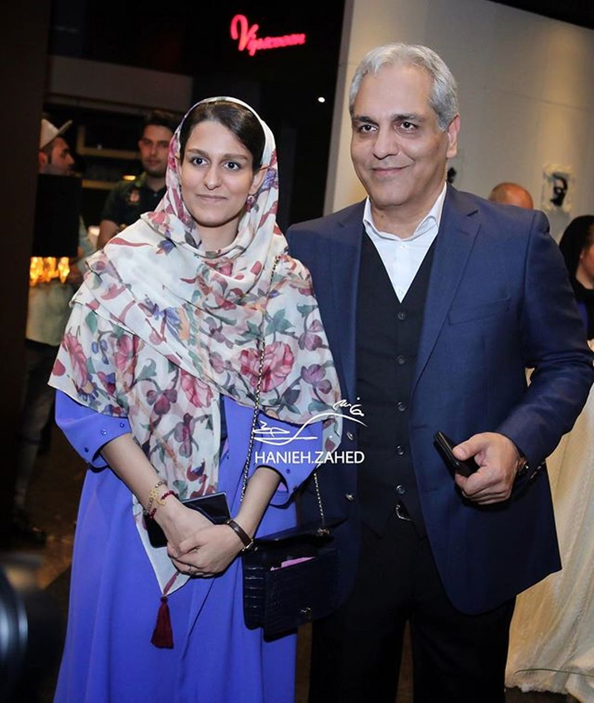 رقص جنجالی مهران مدیری در هتل لاکچری تهران + فیلم