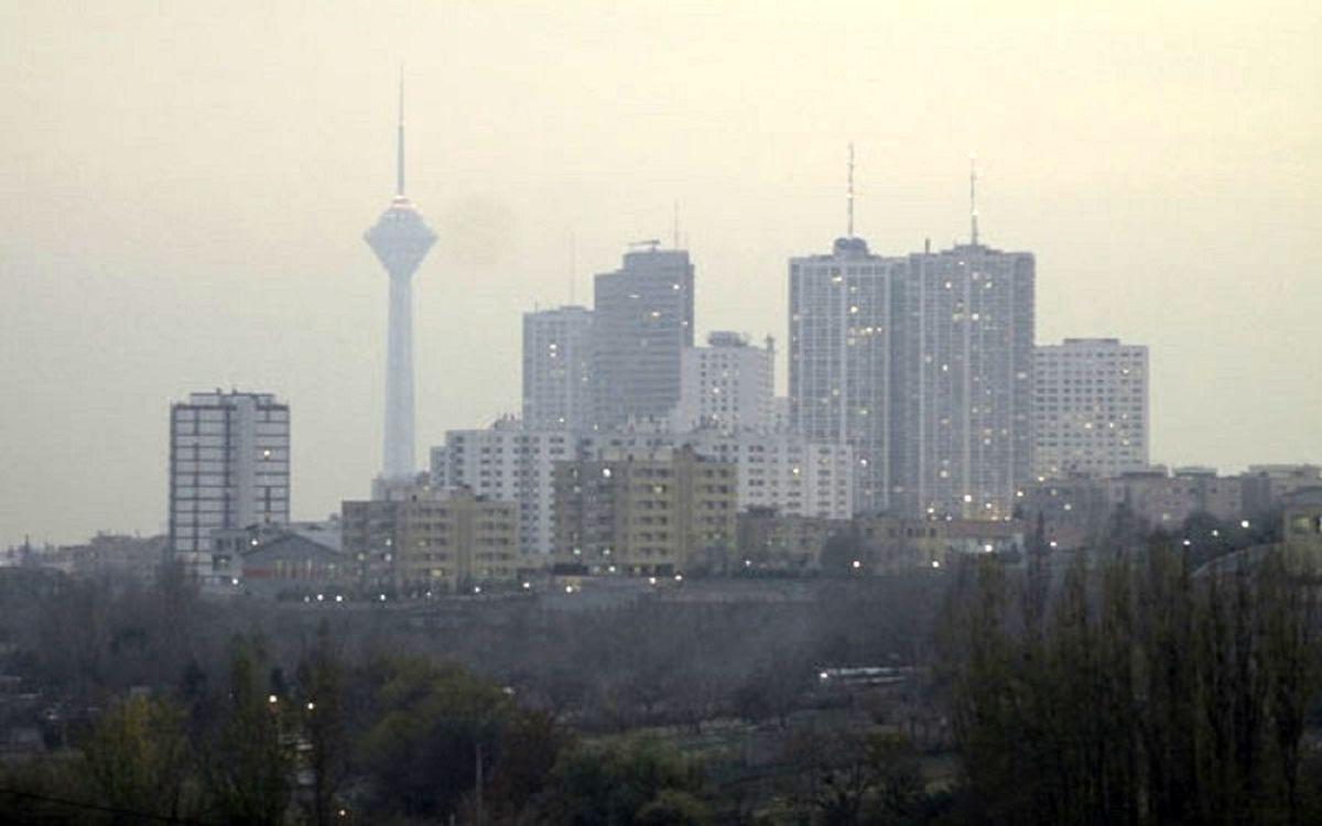 هوای تهران بشدت ناسالم شد