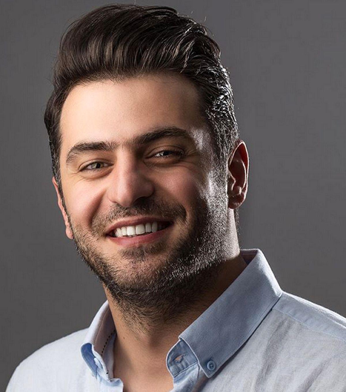 علی ضیا مجری محبوب ازدواج کرد + عکس