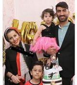 عکس لورفته از پوشش علیرضا بیرانوند و همسرش در بلژیک + عکس