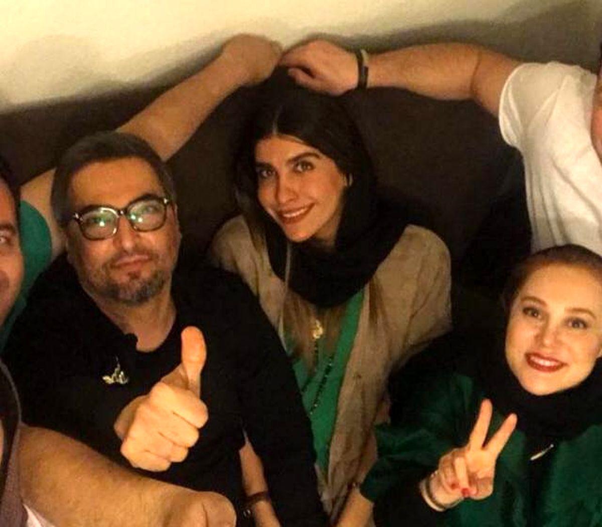 ناراحتی همسر مهرداد میناوند از پخش شدن فیلم عقدش + عکس