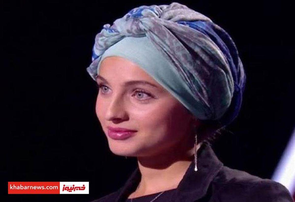 پوشش خواننده زن مسلمان غوغا به پاکرد + عکس