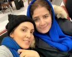 استایل خاص بازیگران در کنار مادرشان در روز مادر + عکس