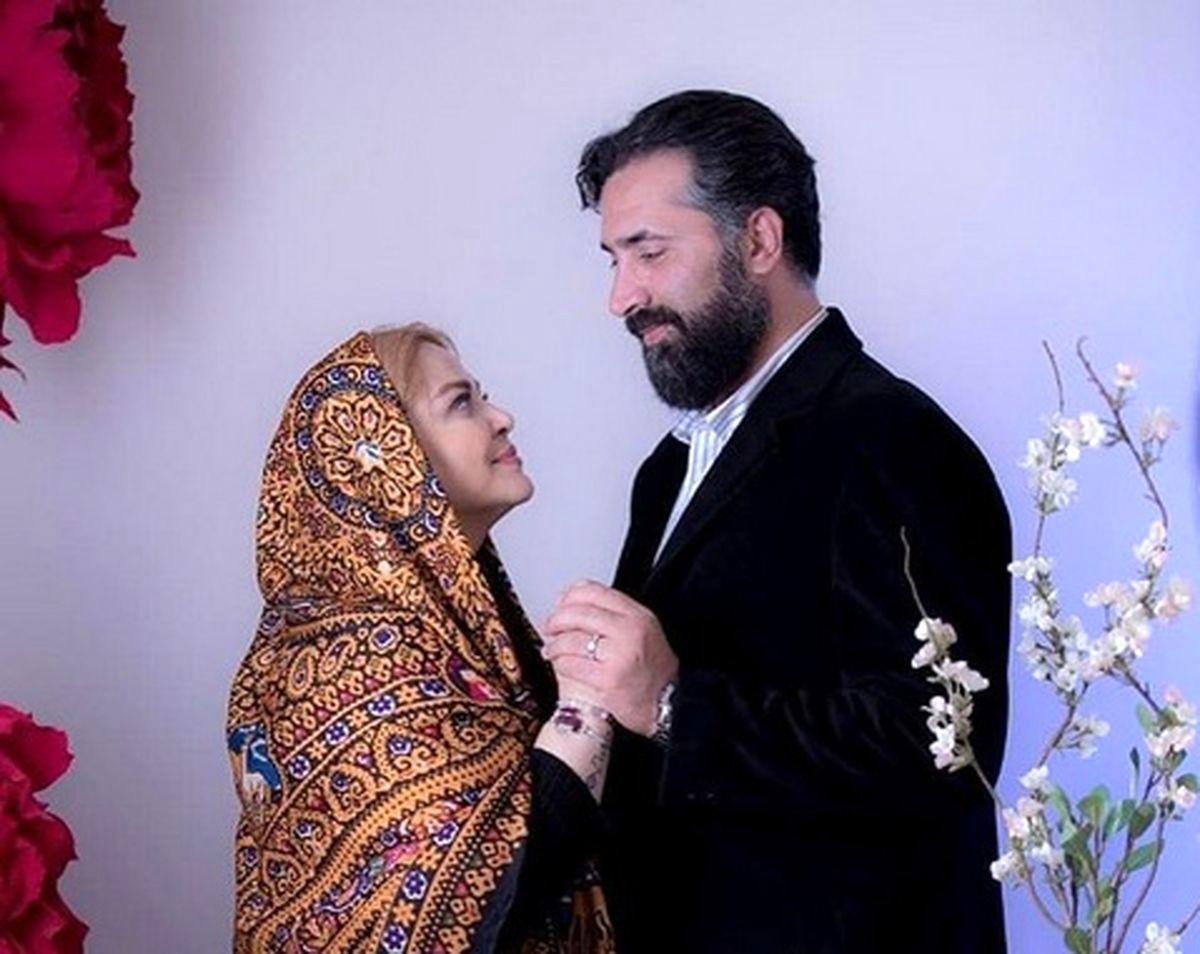 خوشگذرانی بهاره رهنما و حاجی جنجالی شد + عکس