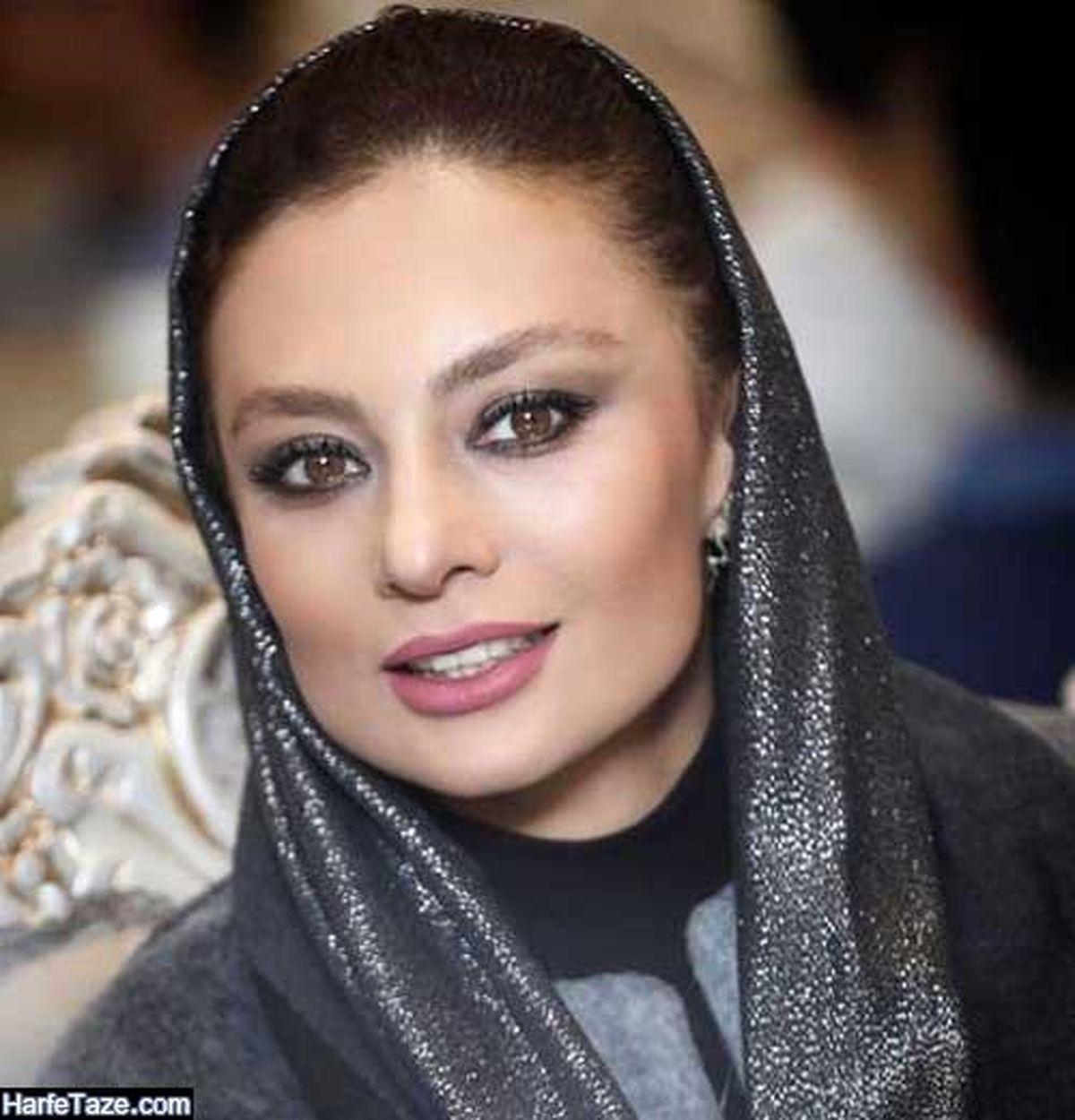 مهریه باورنکردنی یکتا ناصر همسر کارگران معروف + عکس