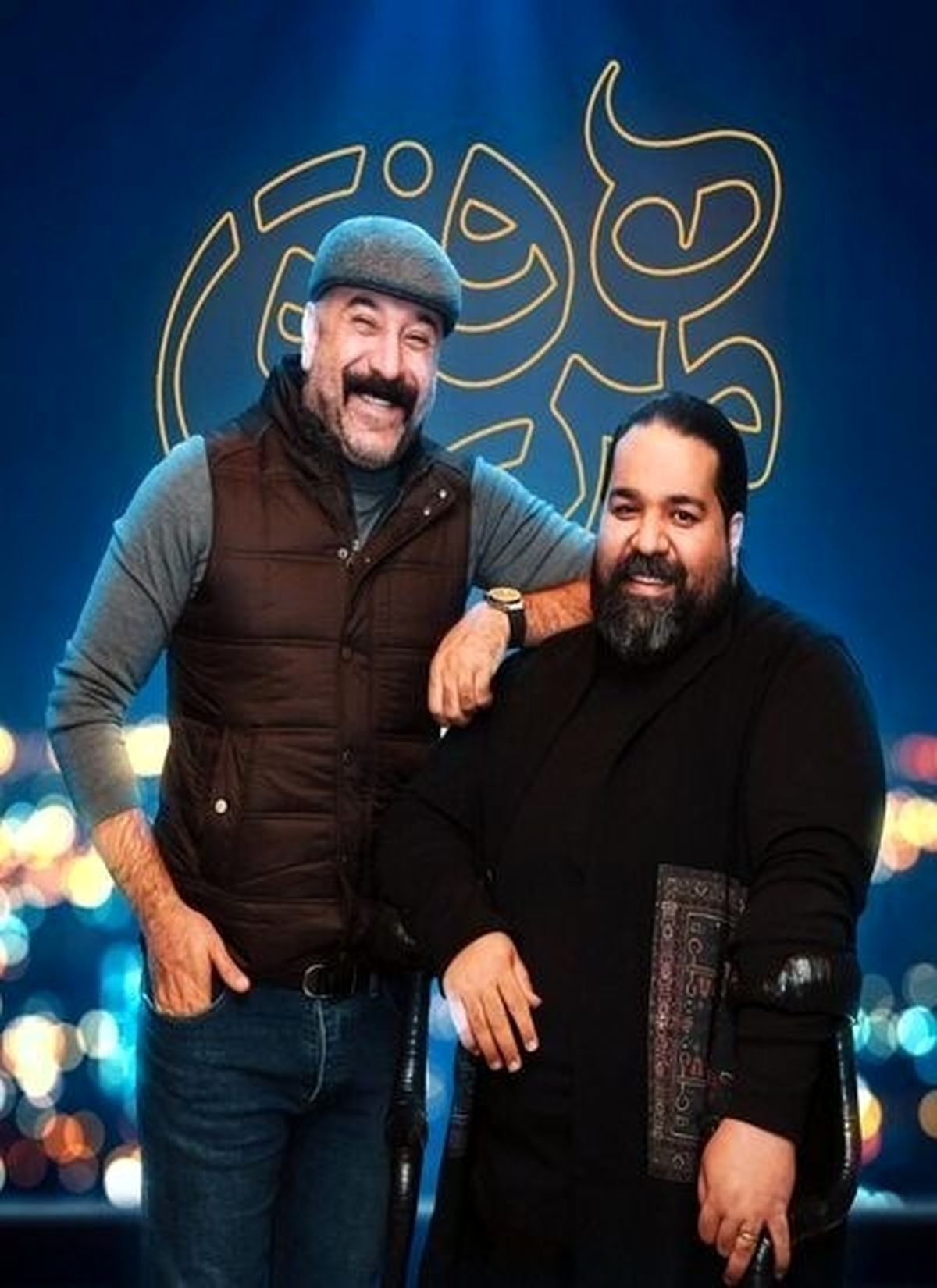 شوخی خنده دار علی انصاریان با برنامه خندوانه + فیلم