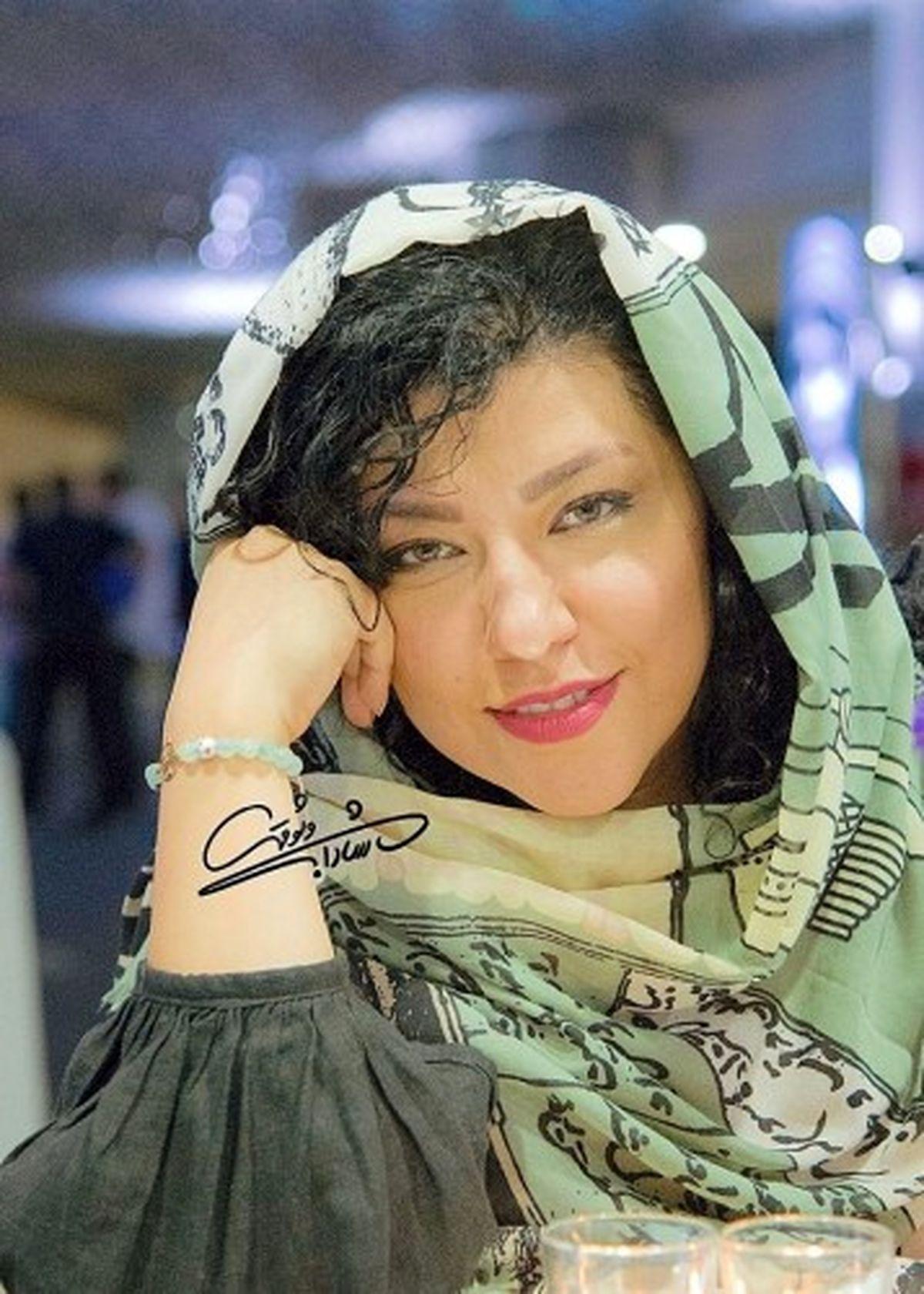 حسادت همسر شهاب حسینی به طرفداران همسرش غوغا کرد + عکس