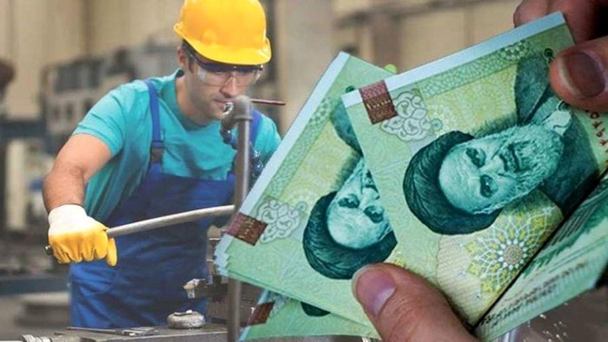 کارگران از مجلس عیدی می گیرند